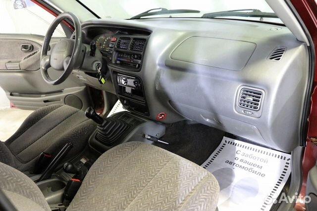 Suzuki Grand Vitara, 2001  89586166269 купить 7