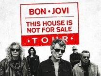 Билеты BON jovi