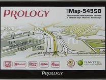 GPS-навигатор prology iMAP-545SB