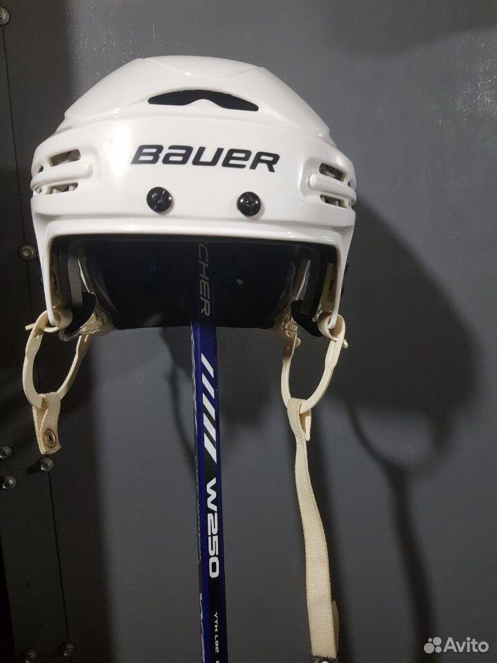Хоккейный шлем bauer 5100. Размер M  89143382906 купить 1