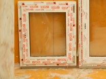Окна пластиковые 602х701 мм