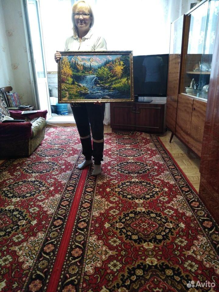 Картина алмазная мозайка готовая  89004762401 купить 2