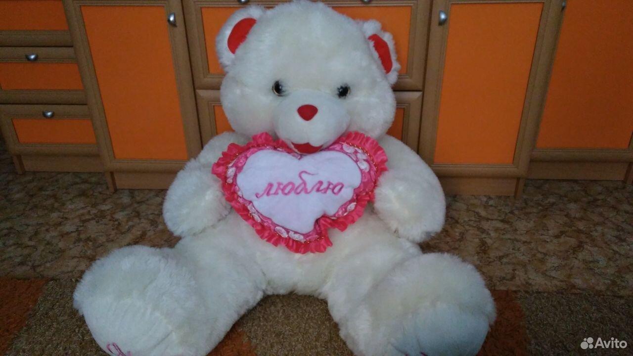 Продам большого медведя, 150 см  89615739957 купить 1