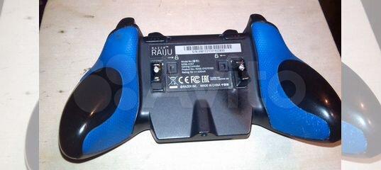 Gejmpad Razer Raiju Rz06 0197 Kupit V Moskve Bytovaya Elektronika Avito Muu info ja seisukord pildil! avito