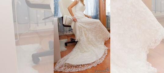 Свадебное платье купить в Красноярском крае с доставкой | Личные вещи | Авито