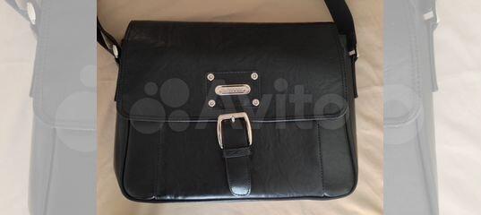 c932ef98b Кожаная мужская сумка Mascotte купить в Московской области на Avito — Объявления  на сайте Авито