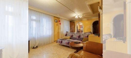 4-к квартира, 84 м², 5/6 эт.