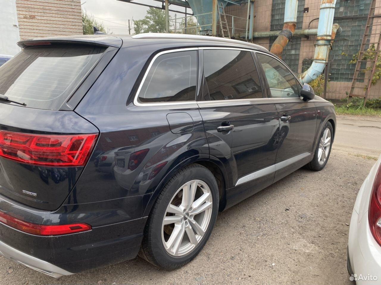 Audi Q7, 2017