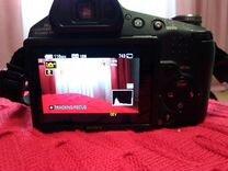 Фотоаппарат Sony dsc-hx100v сделано в Япо
