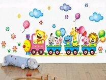 Декоративная наклейка для детской