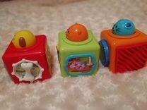 Кубики Babygo