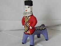 Каргопольские глиняные игрушки