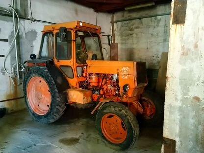 Трактор лтз-60 ав + прицеп 2птс-4