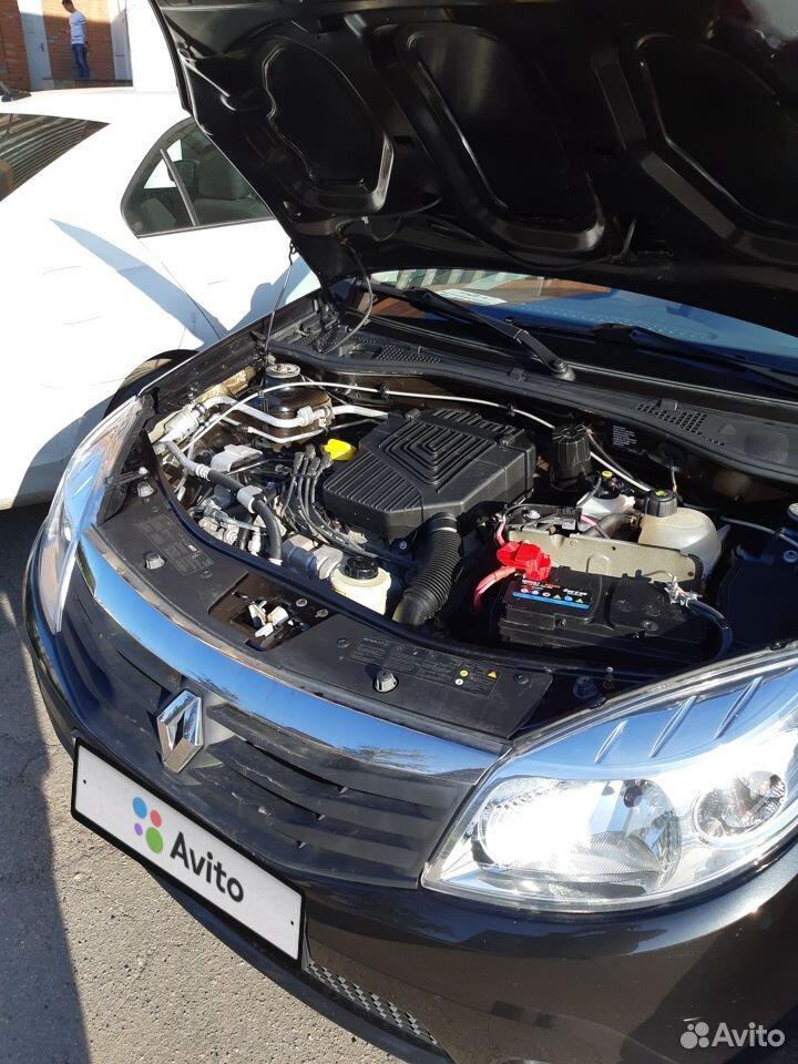 Renault Sandero, 2013  89586007335 купить 5
