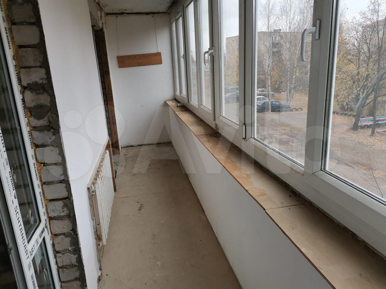 4-к квартира, 80 м², 2/5 эт.