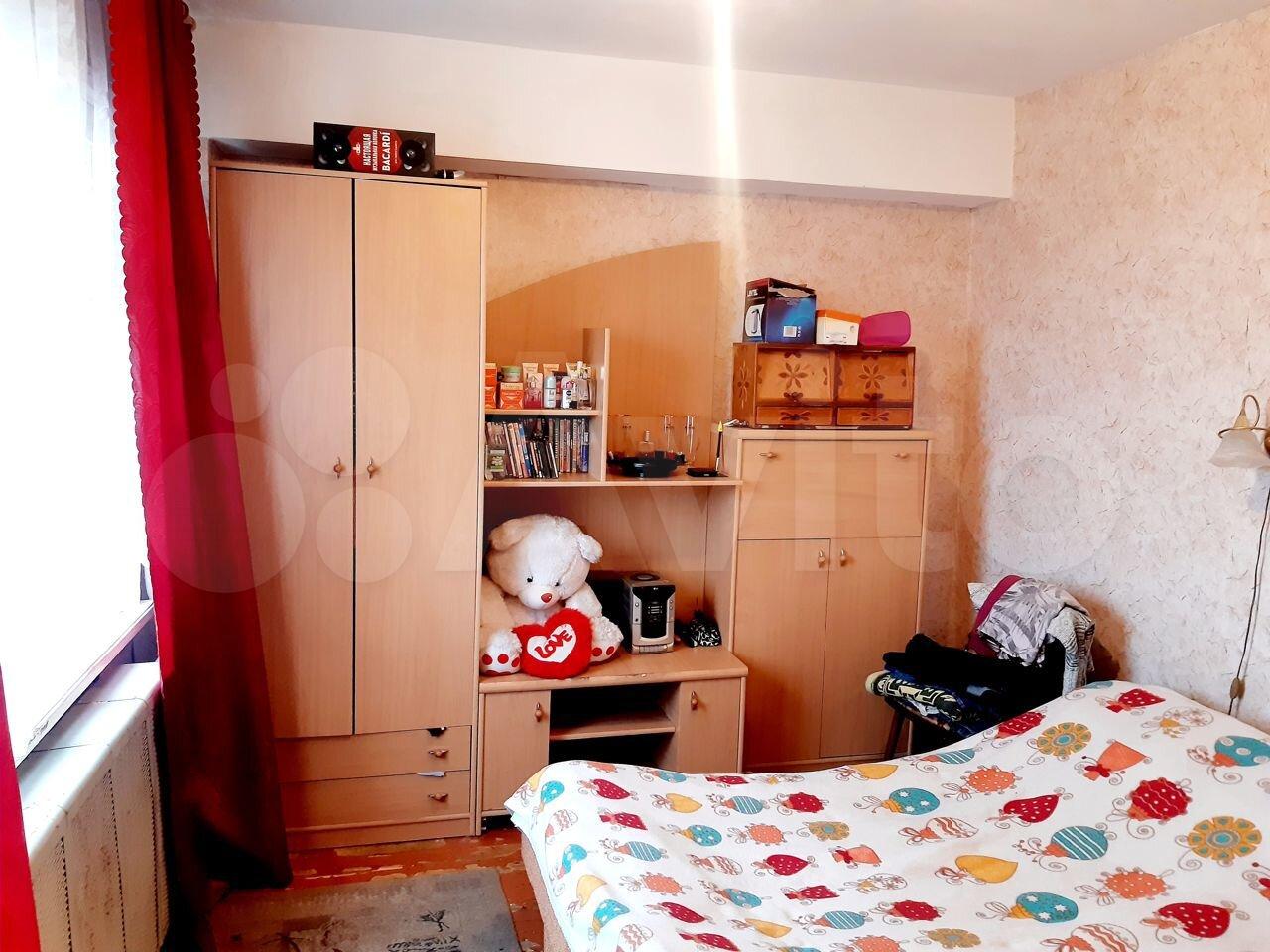 3-к квартира, 50 м², 4/5 эт.  89602101074 купить 1
