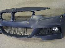 Бампер передний BMW F30 M Tech