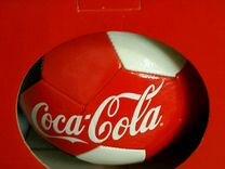 Футбольный мяч Кока-кола. Новый, в коробке