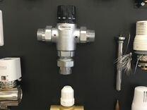 Трёхходовой клапан термостатический тёплый пол