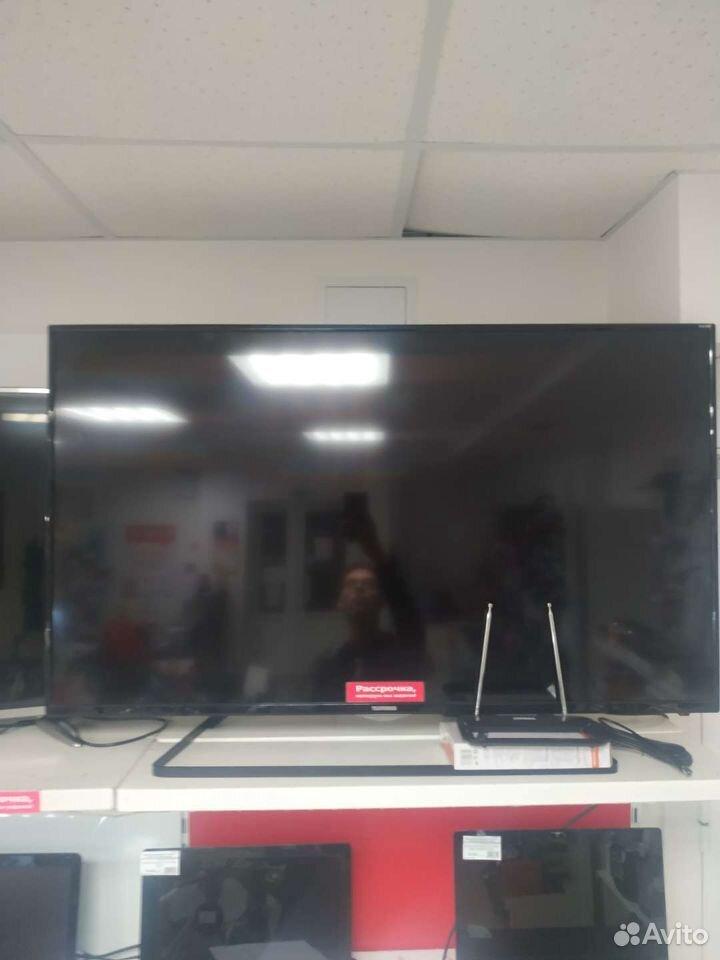 Телевизор Telefunken TF-Led48S39T2S кгн01