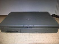 Винтажный ноутбук Fujitsu Monte Carlo