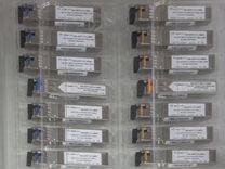 Оптический трансивер SFP 1310/1550nm 20km SC DDM — Товары для компьютера в Москве