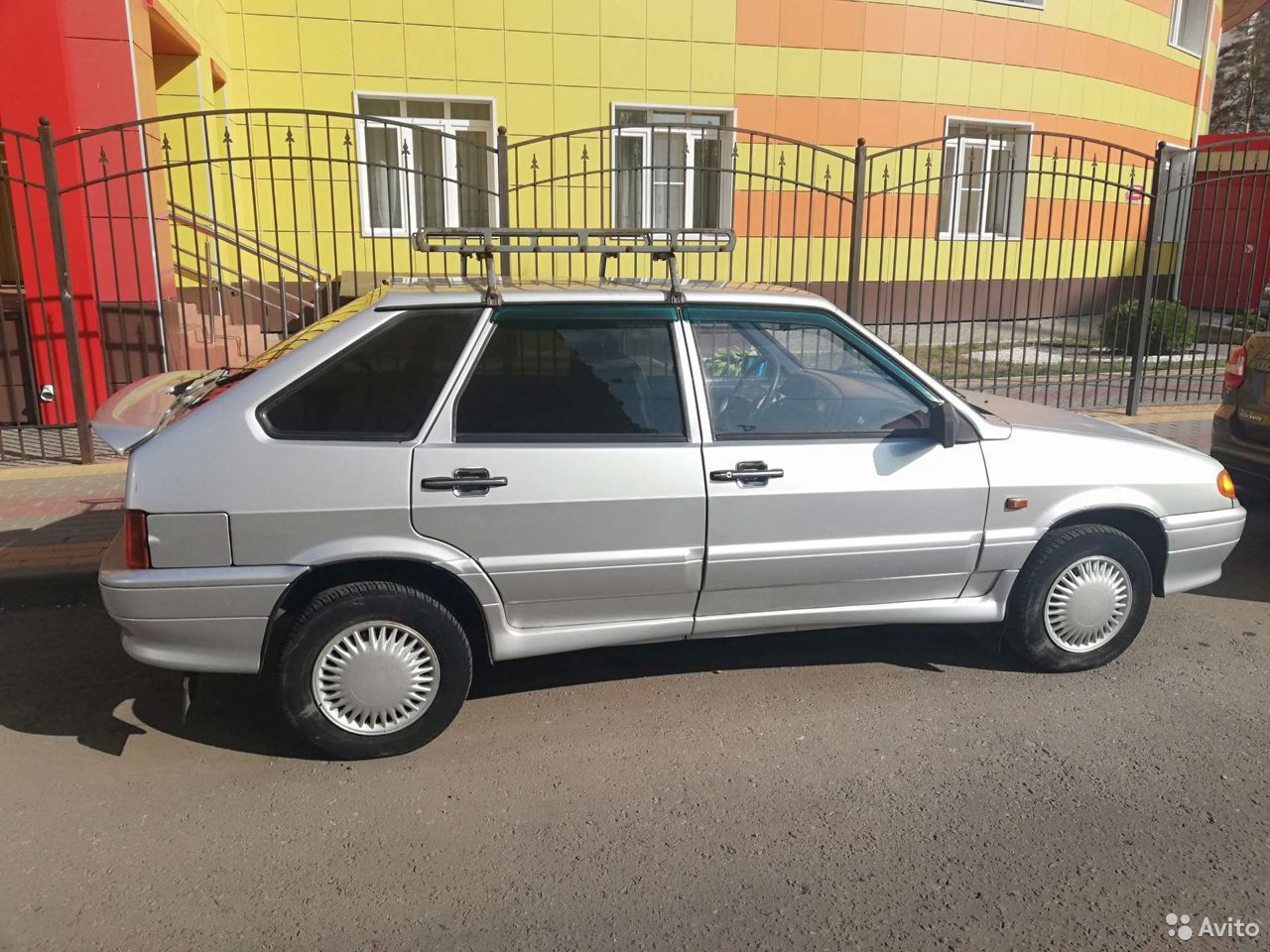 ВАЗ 2114 Samara, 2007  89011469940 купить 2