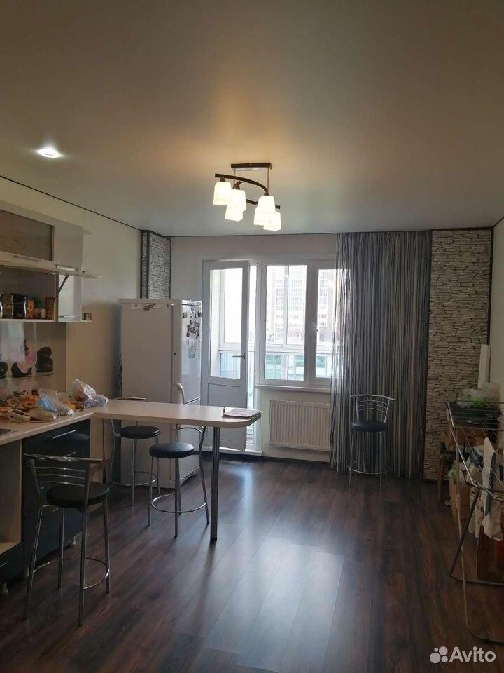 3-к квартира, 82 м², 2/16 эт.