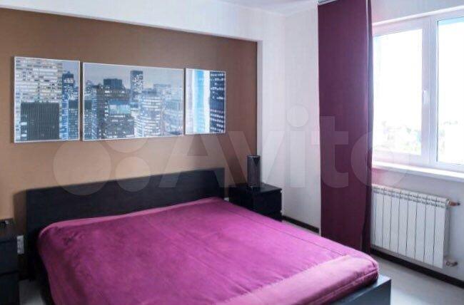 2-Zimmer-Wohnung, 60 m2, 5/9 FL.