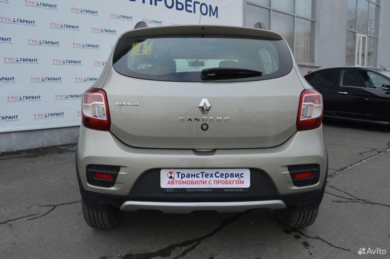 Renault Sandero Stepway, 2015  83412650634 купить 6