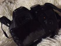 Nikon D3100 с портретным объективом AF-S DX 35mm