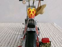 Franklin mint easy rider chopper 1/10