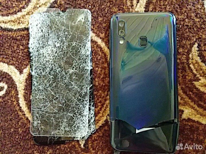 Samsung a40 на запчасть  89285171565 купить 2
