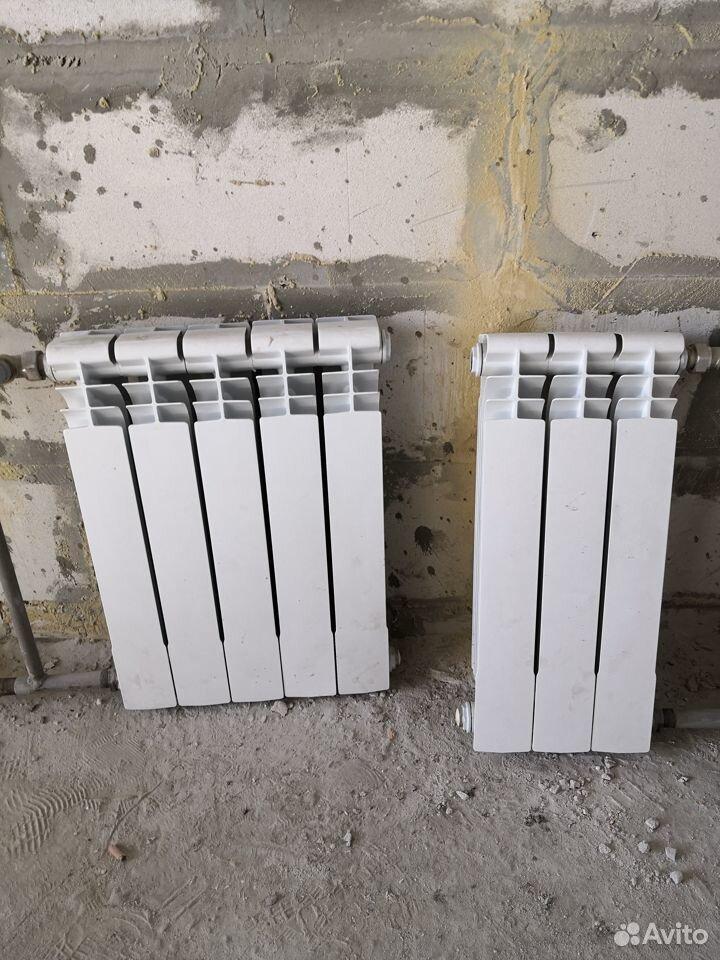 Радиаторы отопления  89296775034 купить 3