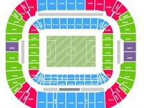 Билеты на матч Россия - Сан-Марино в Саранске