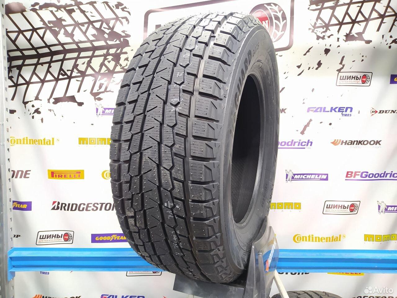 Зимние шины 285/60R18 116T Yokohama Ice Guard G075  89941077322 купить 1
