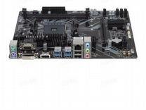 Материнская плата gigabyte B450M S2H — Товары для компьютера в Геленджике