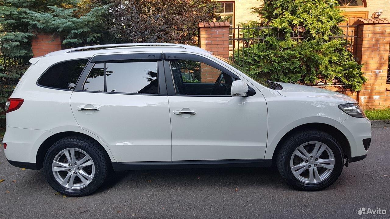 Hyundai Santa Fe, 2010  89097956613 купить 7