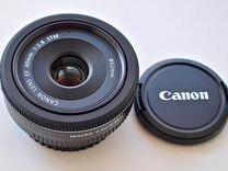 Canon 40-2.8 STM