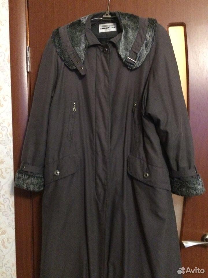 Пальто женское  89655804083 купить 1