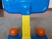 Музыкальный баскетбол