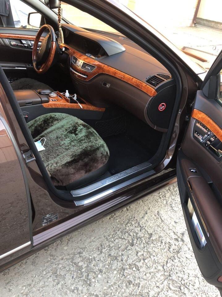 Mercedes-Benz S-class, 2010 89280022002 buy 7