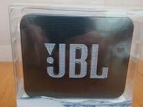 Колонка JBL GO2