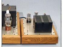 Ламповый фонокорректор MM 6Н9С/6Н8С
