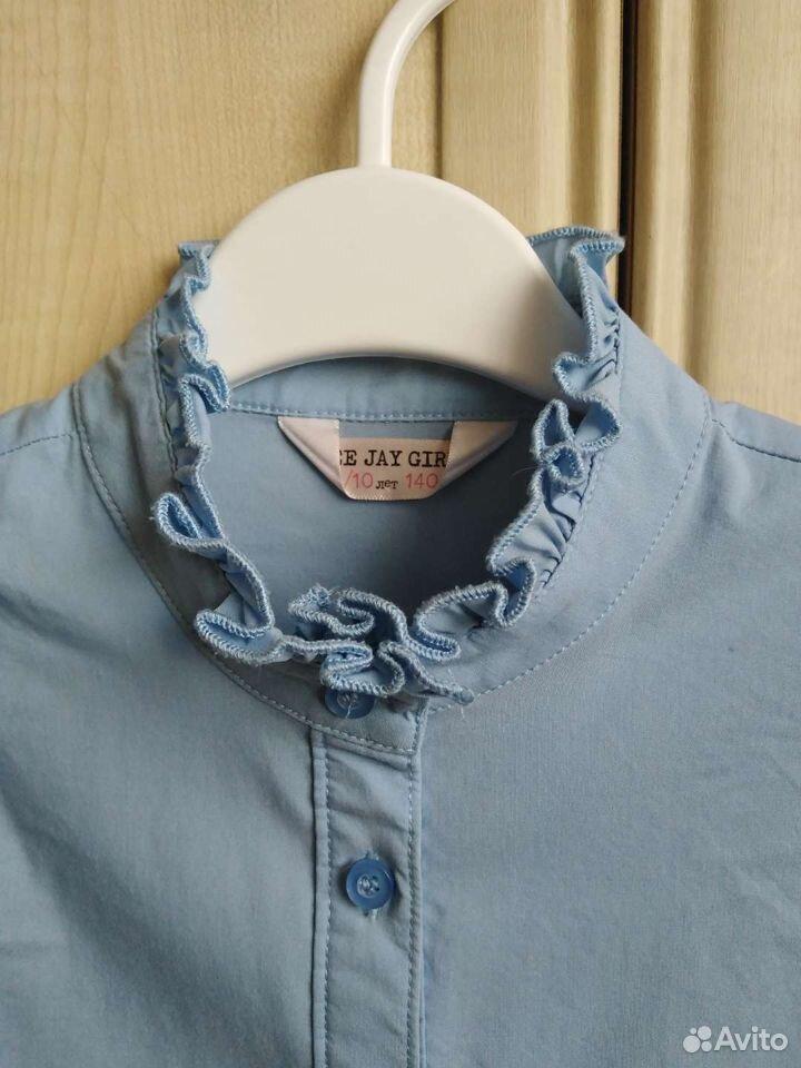Блузка школьная для девочки  89235930773 купить 2