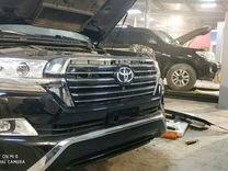 Рестайлинг Toyota Land Cruser 200