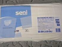 Seni L (3) для взрослых, памперсы, подгузники