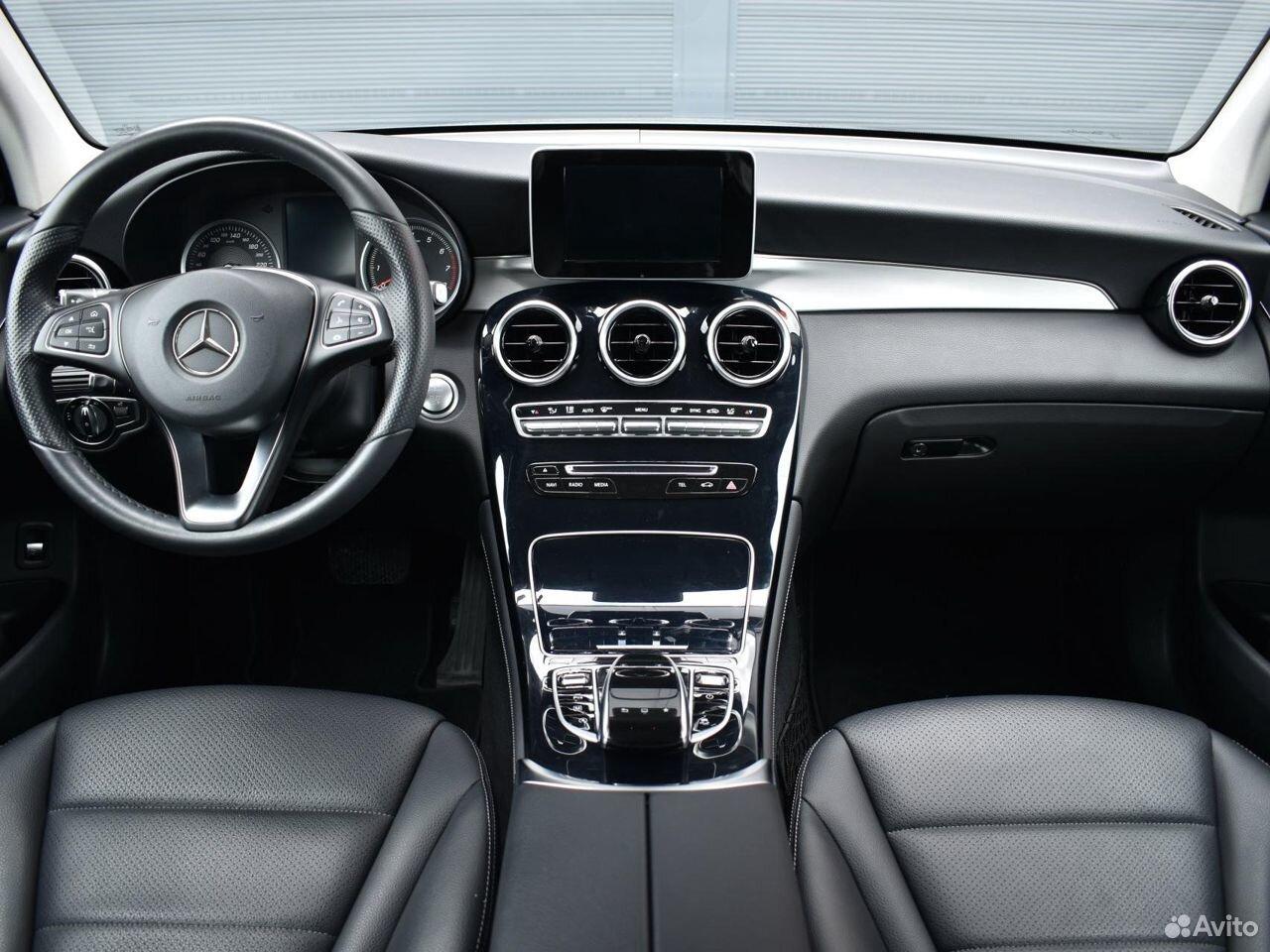 Mercedes-Benz GLC-class in 2016  89118607985 buy 6