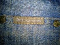 Джинсы GG Dolce Gabbana Италия