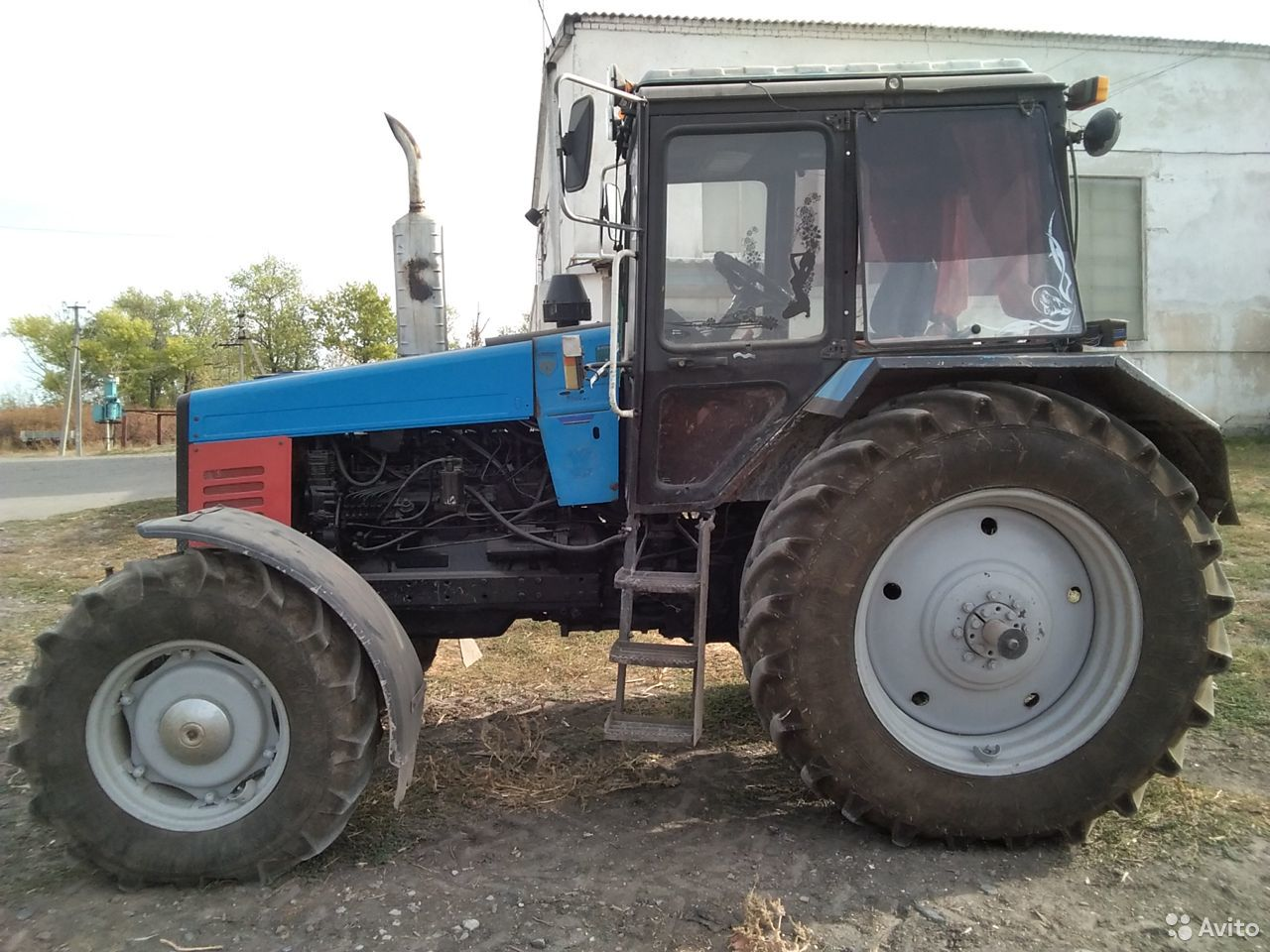 Трактор мтз 1221  89103207604 купить 4